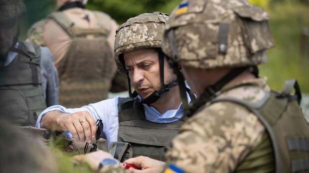 Зеленский изменил ситуацию в Донбассе