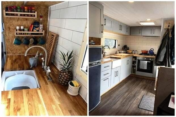 В кухне есть все необходимое для приготовления вкусной еды. | Фото: backpackers.