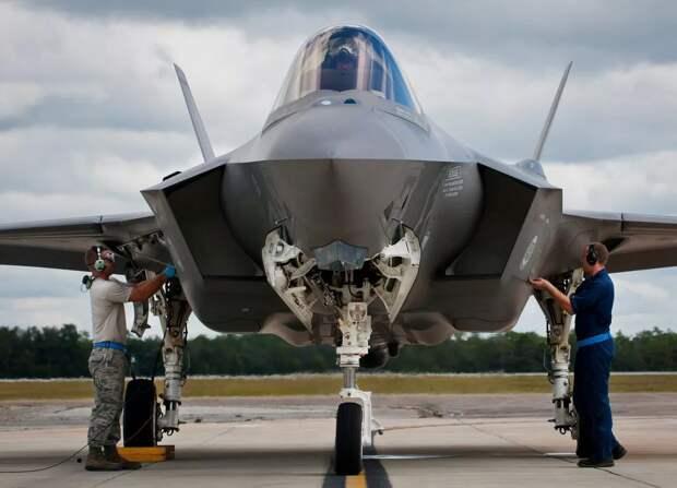 Истребитель США (и НАТО) F-35. Источник изображения: