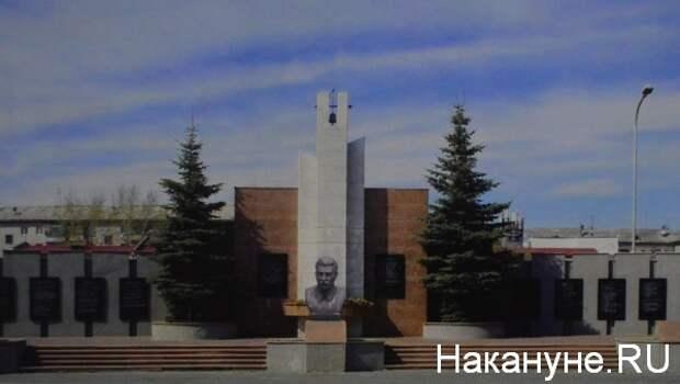 Сталин, бюст, парк Победы, эскиз(2020)|Фото: Накануне.RU