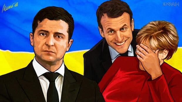 Корнилов заявил, что Украина не вправе определять «ценности» Евросоюза