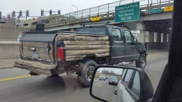 Свежая подборка автоюмора