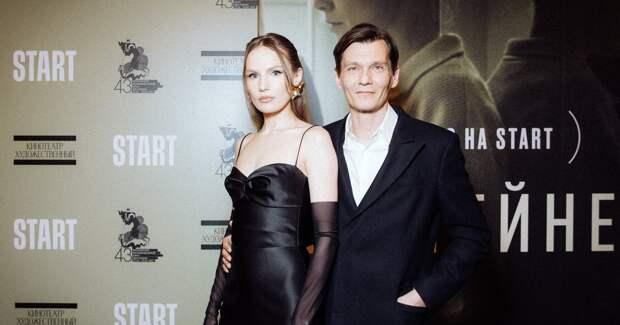 Янковский и Фомина представили сериал «Контейнер»