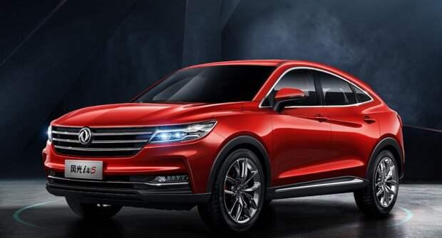 В линейке FAW появится кросс-купе: оптика в стиле Cadillac и Mazda CX-4 в конкурентах