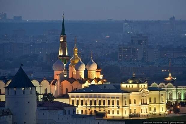 Казанский кремль: жемчужина Татарстана