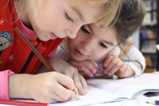 Дети. Фото: pixabay.com