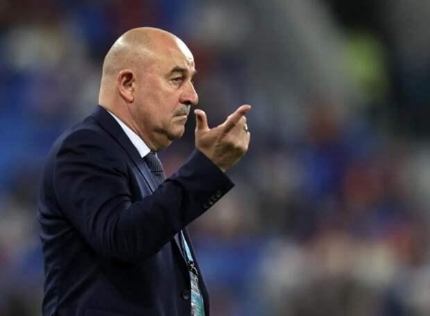 Арустамян: РФС и сам Черчесов должны найти в себе силы и решиться на отставку тренера