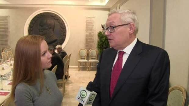 Рябков допустил расширение списка недружественных стран