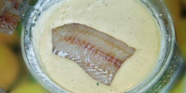 Кляр для рыбы - простые рецепты