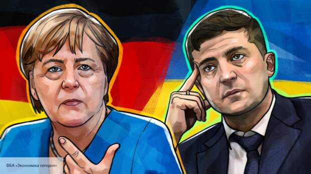 Бредихин раскрыл причину, по которой Меркель отказалась возложить цветы к мемориалу Небесной сотни