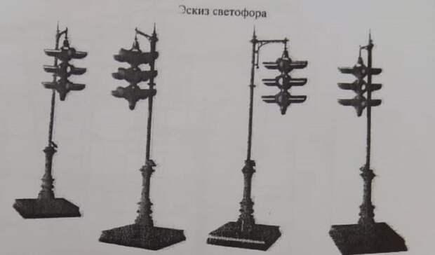 ВОмске появится памятник первому светофору