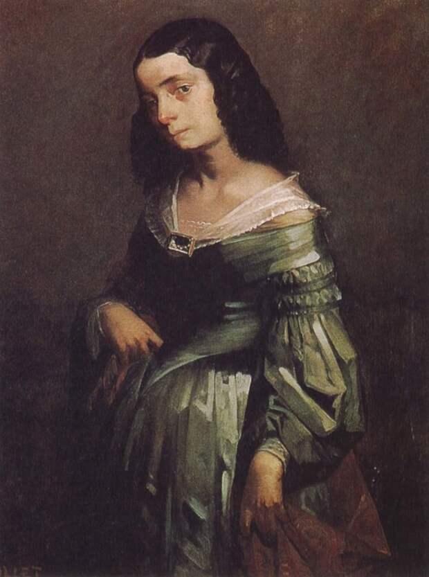 Генриетта Вульф – женщина, для которой Андерсен написал сказку «Дюймовочка»
