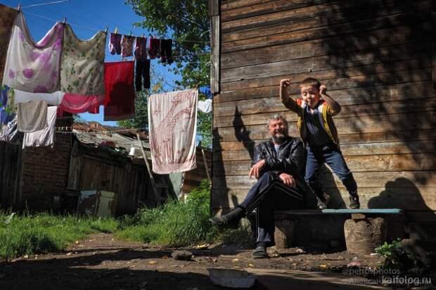 Жизнь в русской глубинке