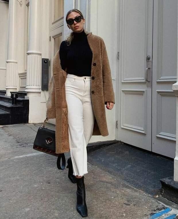 Базовый гардероб на зиму: 7 вещей, которые можно носить годами