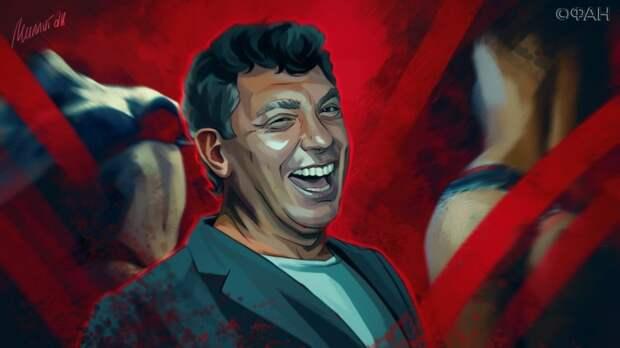 Блеф и бездна Бориса Немцова: «преемник Ельцина» погорел на воровстве у США