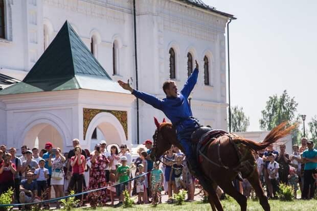 В Нижегородской области пройдет фестиваль «Богатыри Китежа»