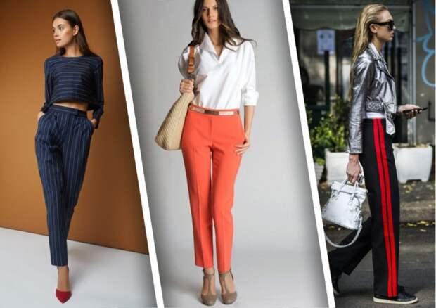 Как постройнеть с помощью брюк: 7 моделей, которые идут абсолютно всем