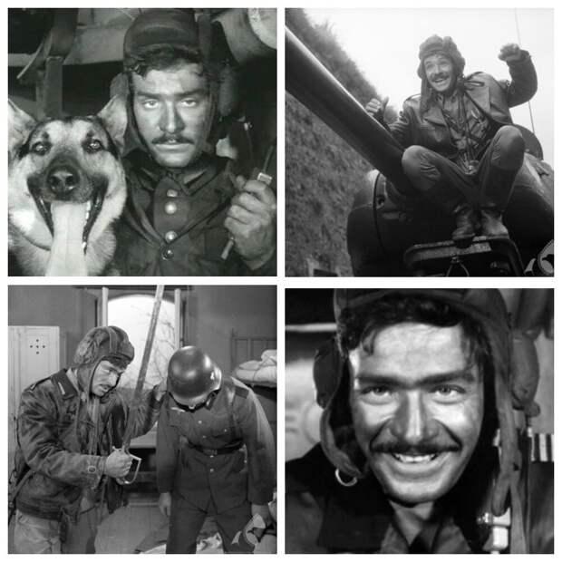 Дитя войны сыгравший грузина Григорий в телесериале «Четыре танкиста и собака»