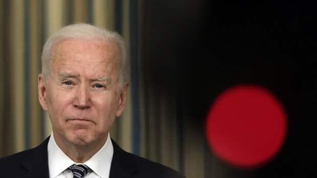 Байден объяснил, что является «национальным позором» США