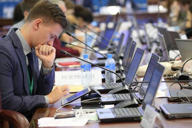 Россияне стали меньше тратить на ноутбуки