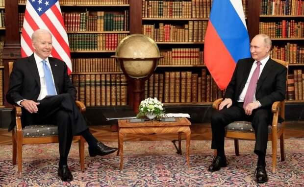 Севастопольский политолог прокомментировал встречу президентов Путина и Байдена