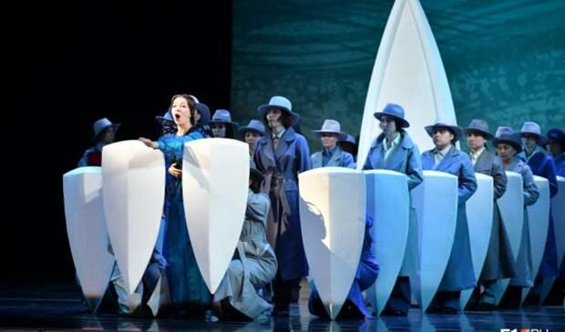 Премьера современной финской оперы впервые вРоссии состоится вЕкатеринбурге