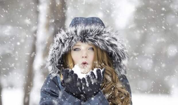 Заморозки иснегопад ожидаются вРостовской области