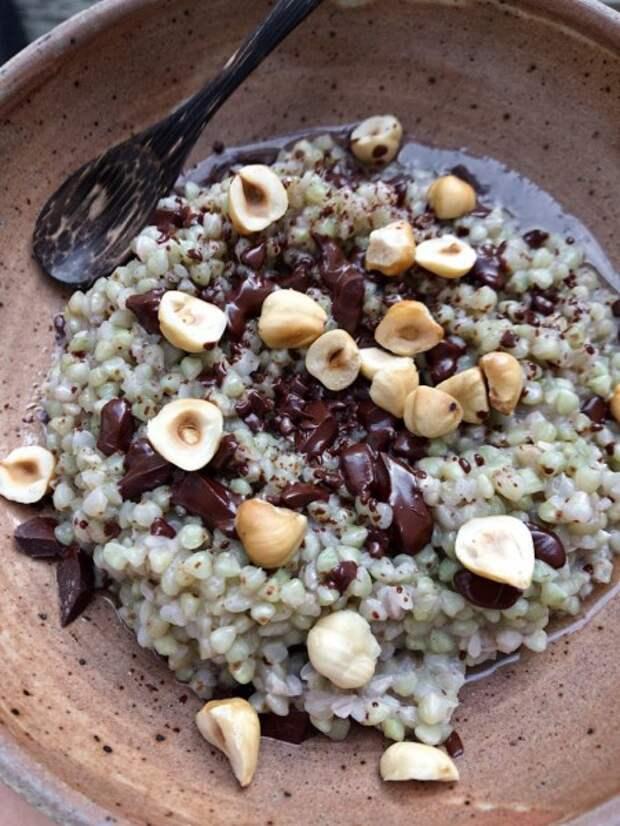 Интересный рецепт гречневой каши от бельгийского фуд-блогера