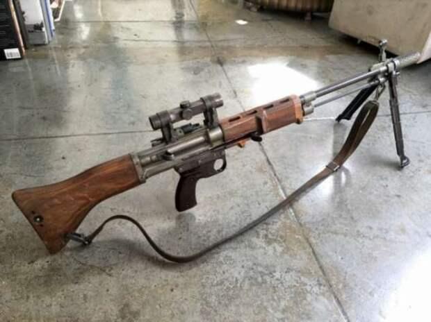 «Снайперский пулемет»: чем вооружались парашютисты вермахта в годы Второй мировой войны