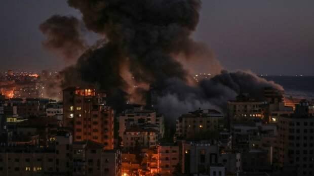 Более 2 тысяч ракет с начала конфликта было выпущено по территории Израиля из сектора Газа