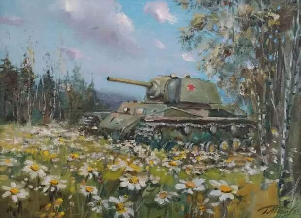 В 1937 году танки из Реутово оказались у подножья Гималаев…