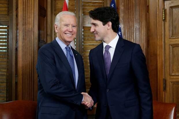 Соединённые Штаты договорились с Канадой о совместном противостоянии Китаю