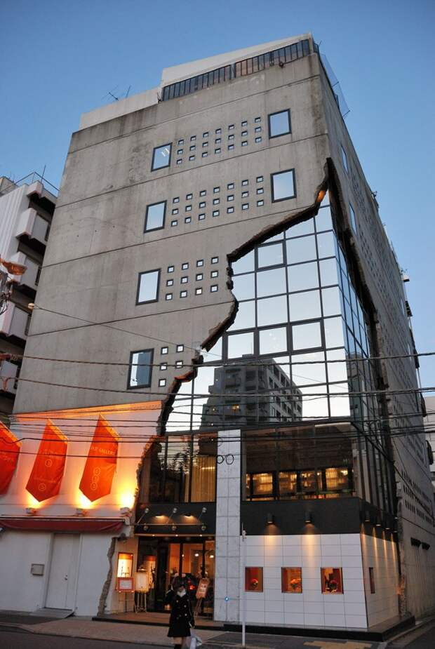 15 сногсшибательных примеров современной архитектуры Японии