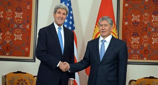 США готовят в Средней Азии культурную революцию против России