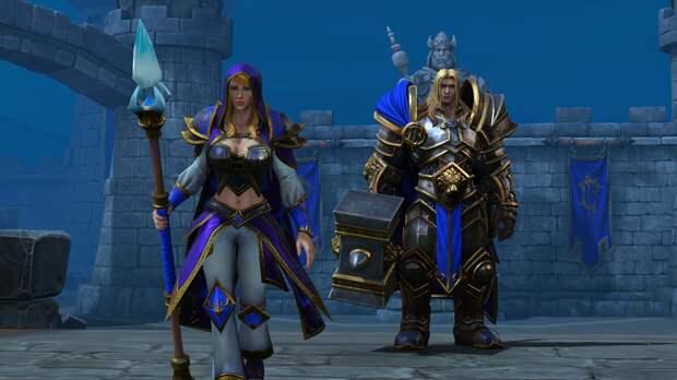 Почему Warcraft 3: Reforged вышла без изменений в сюжете — интервью с разработчиками
