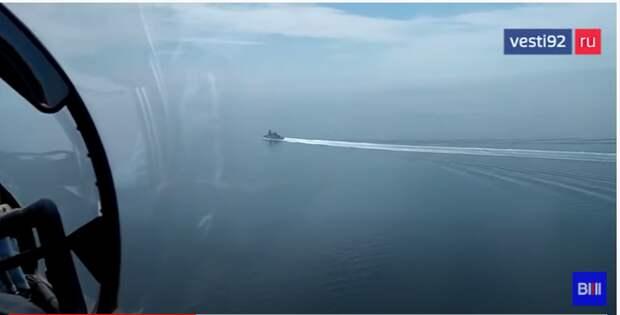 Россия разжаловала «хозяев морей» и показала всему миру, чей Крым
