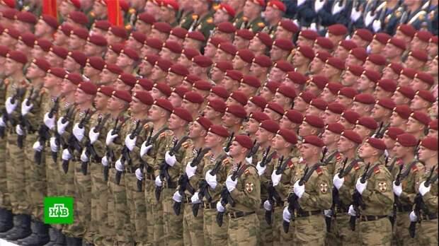 «Воодушевляет»: ветераны — о параде Победы в Москве