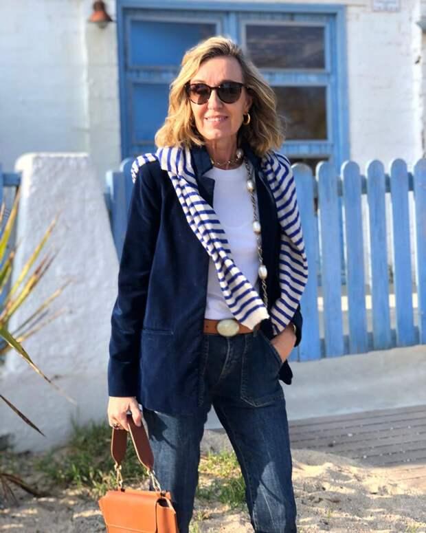 Как создать модный образ с простыми вещами: секреты стиля для дам элегантного возраста