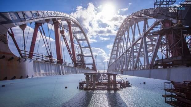 Росавтодор улучшит транспортную связь с Крымом. События дня