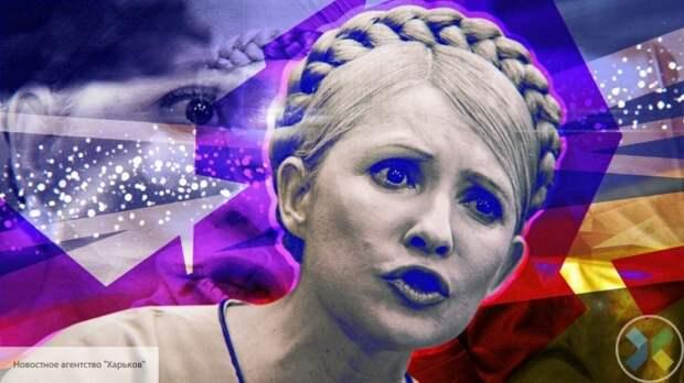 Тимошенко обвинила Зеленского в сознательном уничтожении Украины