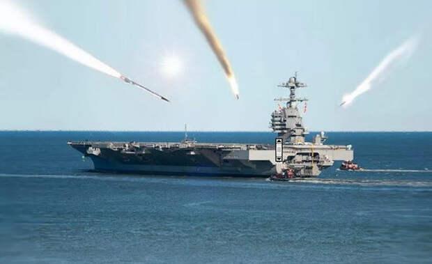 Что произойдет при попадании российского «Циркона» в американский авианосец