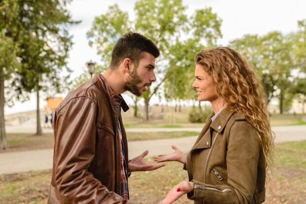 Как правильно выяснять отношения с мужчиной
