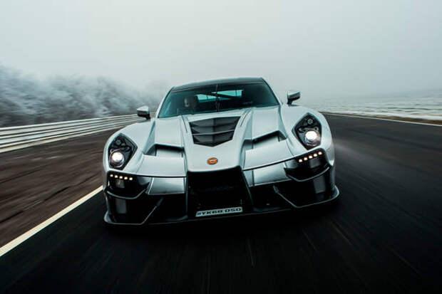 Когда Ferrari — это скучно: автомобили для адреналиновых маньяков