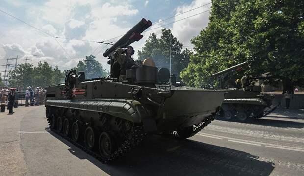 Крым празднует День Победы