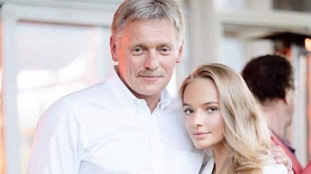 Дочь Дмитрия Пескова устроила ему трогательный сюрприз вДень отца