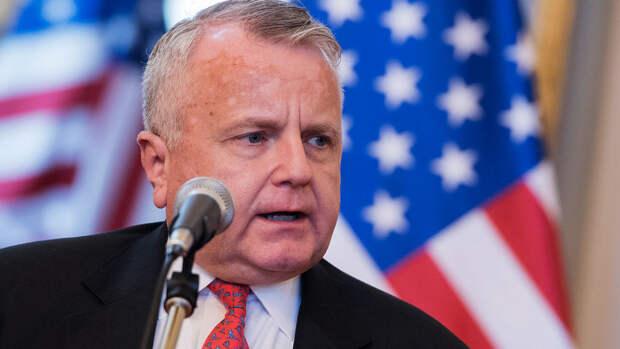 Axios: посол США поедет в Вашингтон, но вернется в РФ