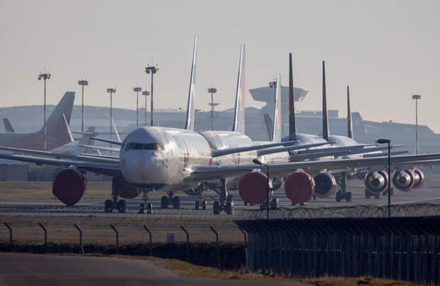 Российские авиакомпании попросили отложить «прописку» самолетов в стране
