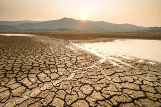 Вероятно, шумерскую цивилизацию погубила засуха. / Фото:naurok.com.ua