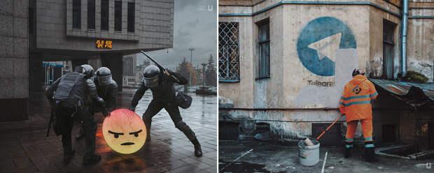 Добро пожаловать в Переулье, цифровую (и депрессивную) версию России