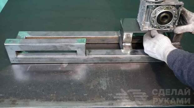 Станок для прессования алюминиевых банок